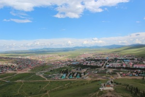Tsetserleg, Aimag Center of Arkhangai