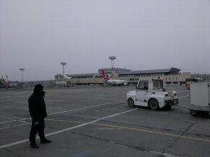Chingis Khan Airport