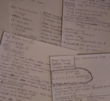 Notes for days!