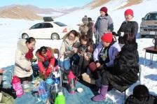 mongol picnic