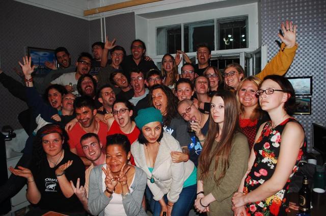 the entire crew -  the M24s