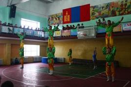 mongolian circus