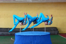 mongolian contortionists